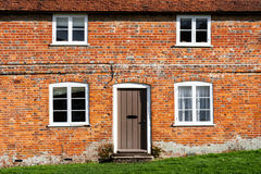 Cottage house Royalty Free Stock Photos