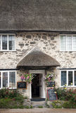 Cottage inglese   Fotografie Stock