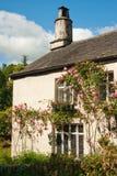 Cottage inglese Fotografia Stock