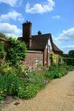 Cottage inglese del paese Fotografia Stock
