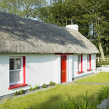 Cottage, Irlanda Fotografia Stock