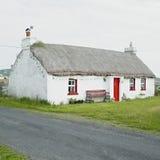 Cottage, Irlanda fotografie stock