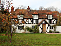 Cottage Kentish del paese Fotografia Stock