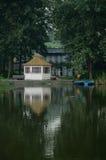 Cottage Life Royalty Free Stock Image