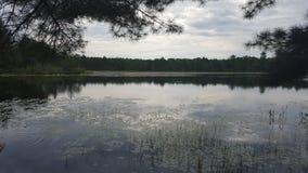Cottage Life. Enjoying Cottage life at the lake Stock Photography