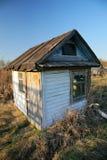 Cottage molto piccolo fotografia stock