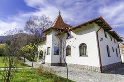 Cottage (Monastery resort) Royalty Free Stock Photo