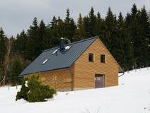 Cottage in montagne Immagine Stock Libera da Diritti