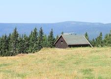cottage mountain s στοκ εικόνες με δικαίωμα ελεύθερης χρήσης