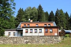 cottage mountain s στοκ φωτογραφίες