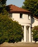 Cottage néoclassique photo stock