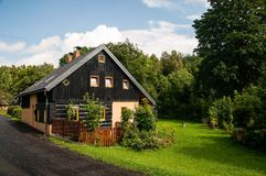 Cottage Royalty Free Stock Photos