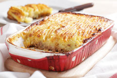 Cottage pie Stock Images