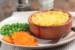 Cottage pie Stock Photos