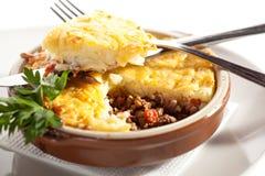 Cottage Pie Stock Image