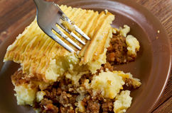Cottage pie Stock Image
