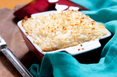 Cottage pie Royalty Free Stock Photo