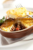 Cottage Pie Royalty Free Stock Image