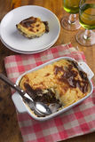 Cottage pie Stock Photography