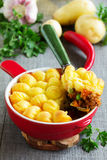 Cottage pie, shepherd's pie, Royalty Free Stock Photo