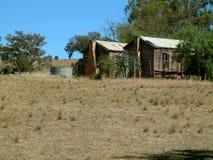 Cottage pionieristico Fotografia Stock
