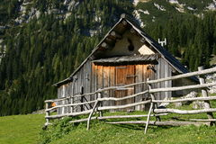 Cottage Planina v Lazu Royalty Free Stock Photo