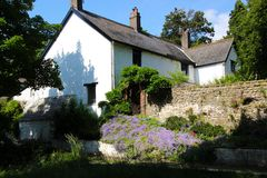 Cottage, Property, House, Home stock photography