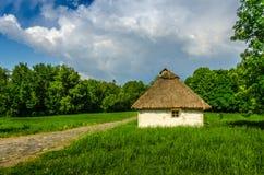 Cottage rural photo libre de droits