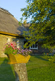Cottage rurale Fotografia Stock