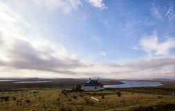 cottage scotland Stock Photo
