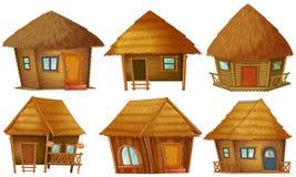 Free Cottage Set Stock Photos - 44147873