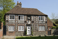 Cottage in Shoreham. Kent. England Royalty Free Stock Photography