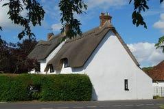 Cottage Thatched Fotografia Stock