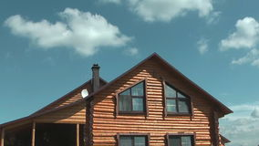 Cottage. stock video