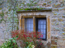 The Cottage Window Stock Images