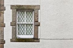 Cottage window Stock Photos