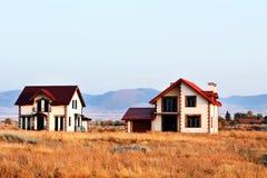 cottages foto de stock