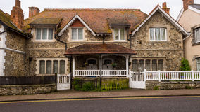 Cottages in Beer Royalty Free Stock Images