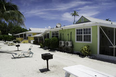 Cottages at Captiva Island Stock Image