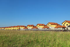 Cottages Stock Photography