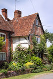 Cottages On An English Village Street Royalty Free Stock Photography