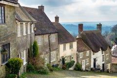 Cottages somnolents Image libre de droits