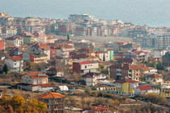 Cottages in Sveti Vlas, Bulgaria Stock Image