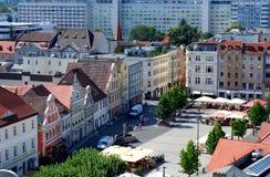 Cottbus, Duitsland Stock Foto