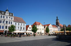 Cottbus germany Stock Photo