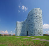 Cottbus library Stock Image