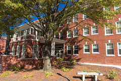 Cotten Residence Hall at UNCG Stock Photos