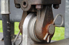 Cotter pin Stock Images