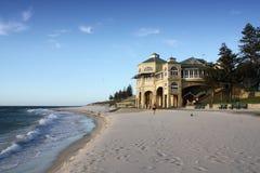 Cottesloe,澳大利亚 免版税图库摄影