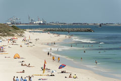 Cottesloe Beach, Perth, Western Australia Stock Photography